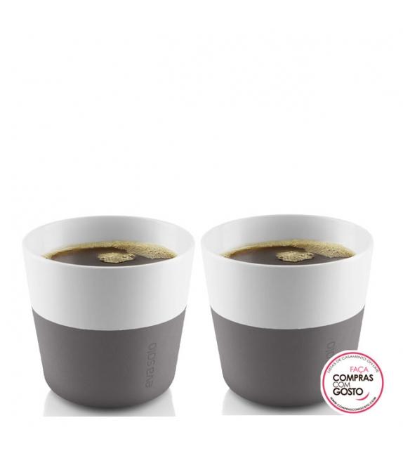 Par de copos de chá ou lungo Eva Solo