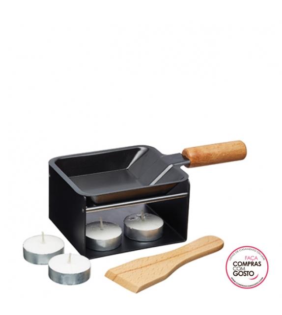 Raclette com espátula Artesá