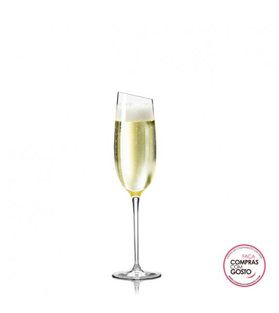 """Cálice p/ champanhe """"Flute"""""""