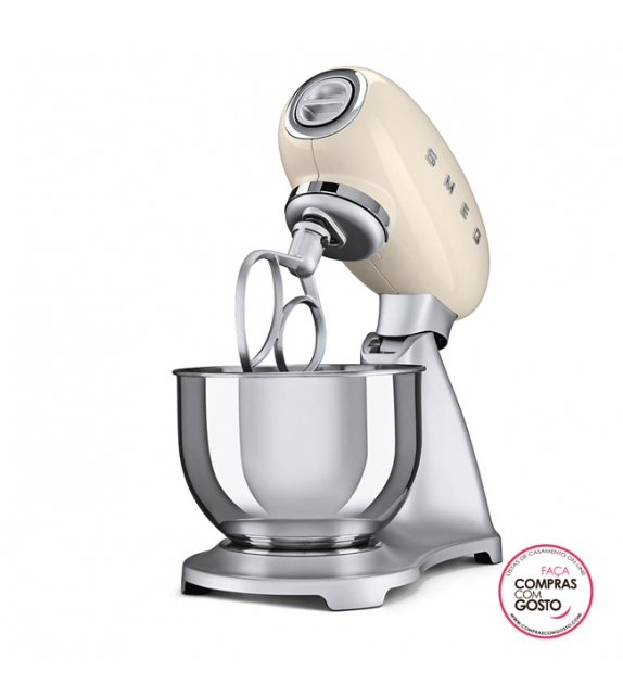 """Robot de Cozinha """"anni 50"""" Smeg"""