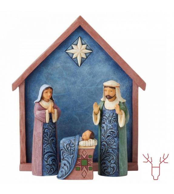 Natividade set de 4 peças