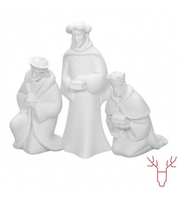 "Escultura ""Reis Magos"" Vista Alegre"