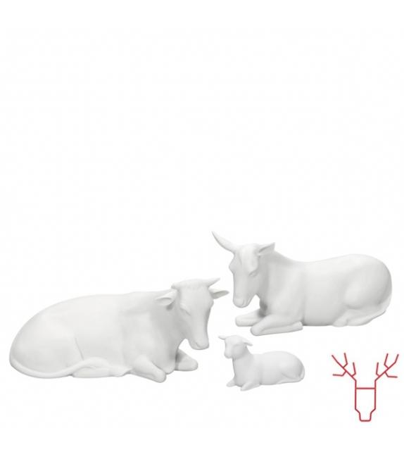 """Escultura """"3 Animais"""" Vista Alegre"""